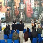 """Imagen EXITOSO LANZAMIENTO DE LA """"CÁTEDRA VIOLETA PARRA 2017"""" SE REALIZÓ EN LA CASA DEL ARTE"""