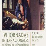 Imagen TODO LISTO PARA LAS VI JORNADAS INTERNACIONALES DE HISTORIA DE LAS MENTALIDADES Y LA CULTURA
